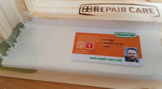 Herstel van houtrot en reparatie van houtschade
