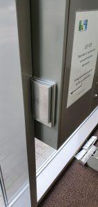 Maasland deurautomaat
